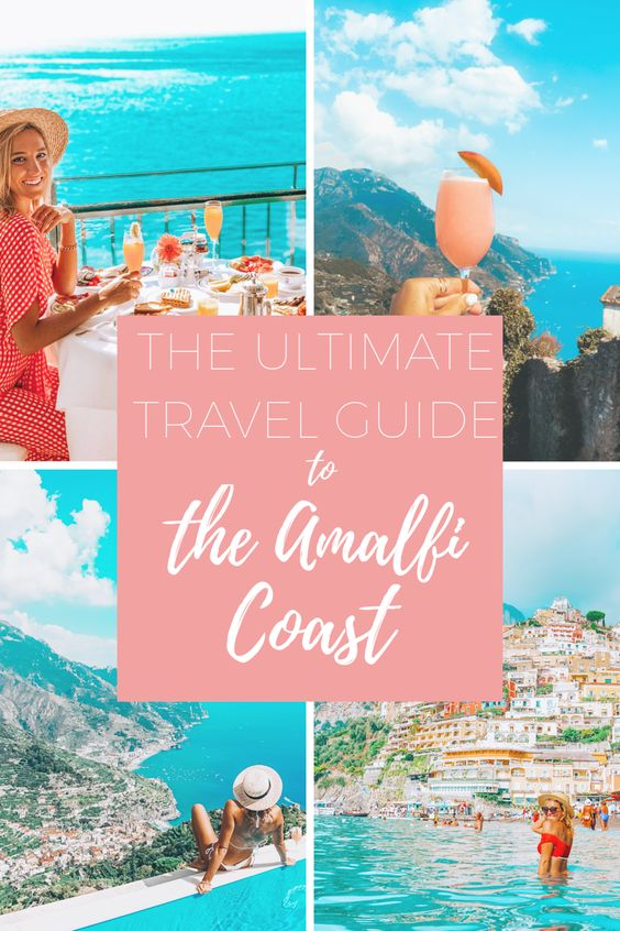 The Ultimate Travel Guide to the Amalfi Coast via JetsetChristina, Travel & Leisure's Top Luxury Travel Blogger
