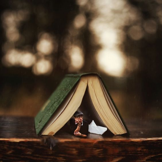 """Stuck? It will pass. Image from """"New Spectacular Surreal Photos by Joel Robison - My Modern Metropolis"""" #amwriting"""