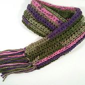 Ravelry: delights' So Simple Scarf (bouquet, Charisma)