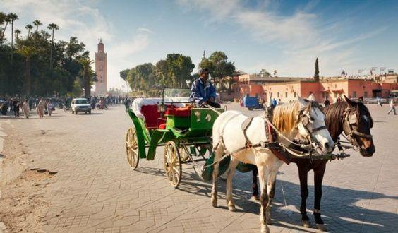 Maroc : il y a eu moins de touristes mais ils ont dépensé beaucoup plus