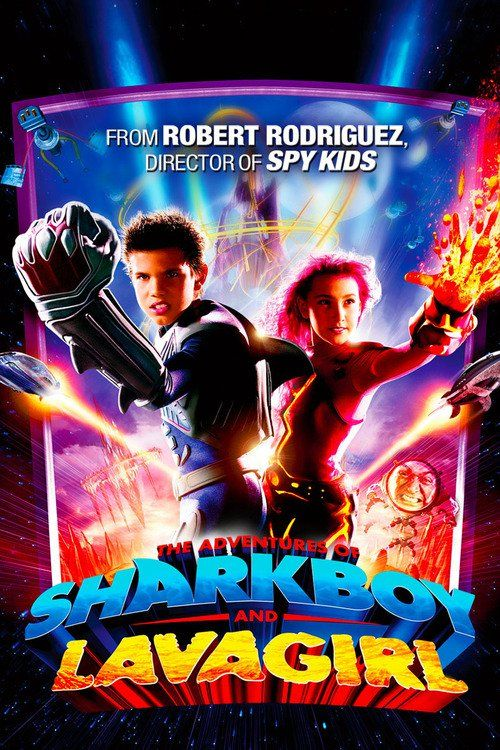 Watch The Adventures Of Sharkboy And Lavagirl Full Movie Hd Free