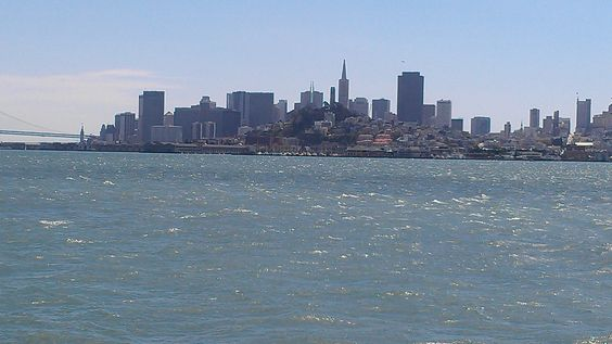 San Francisco from the Bay