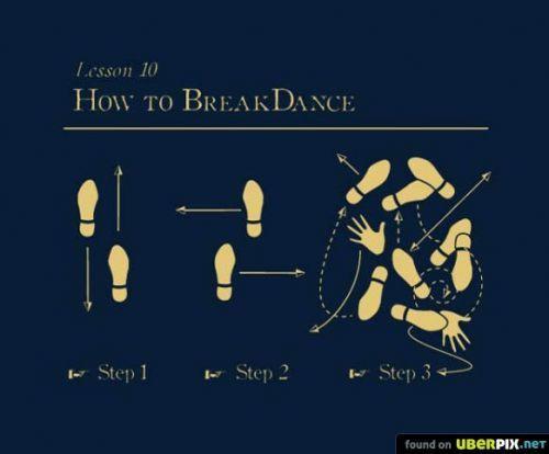 How To Break Dance