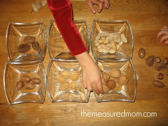 Fall Math (5) - the measured mom: