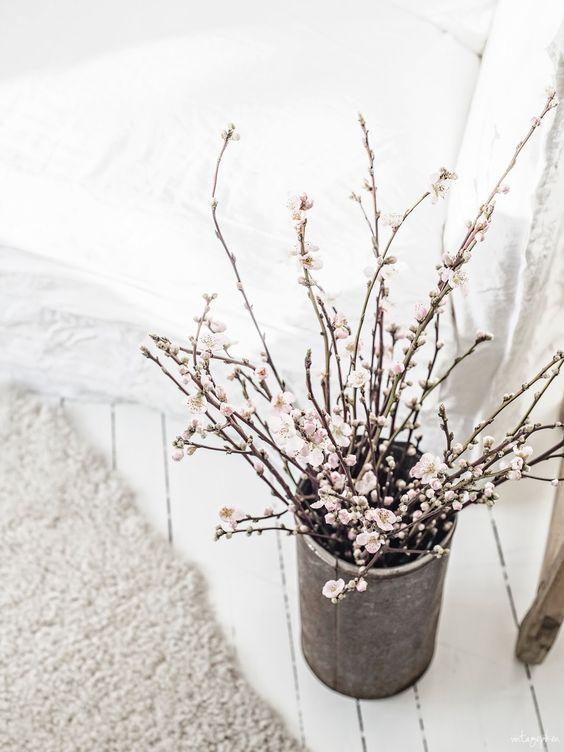 spring + branches | vintagepiken: