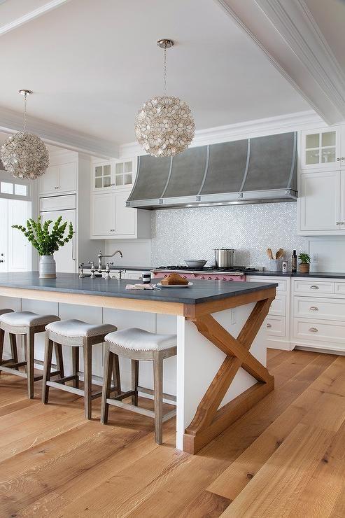 Counter End Kitchen Island With Sink Grey Kitchen Island