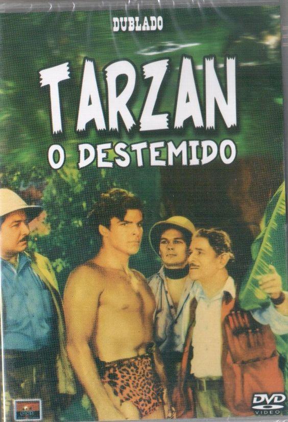 Tarzan O Destemido (1933) Buster Crabbe