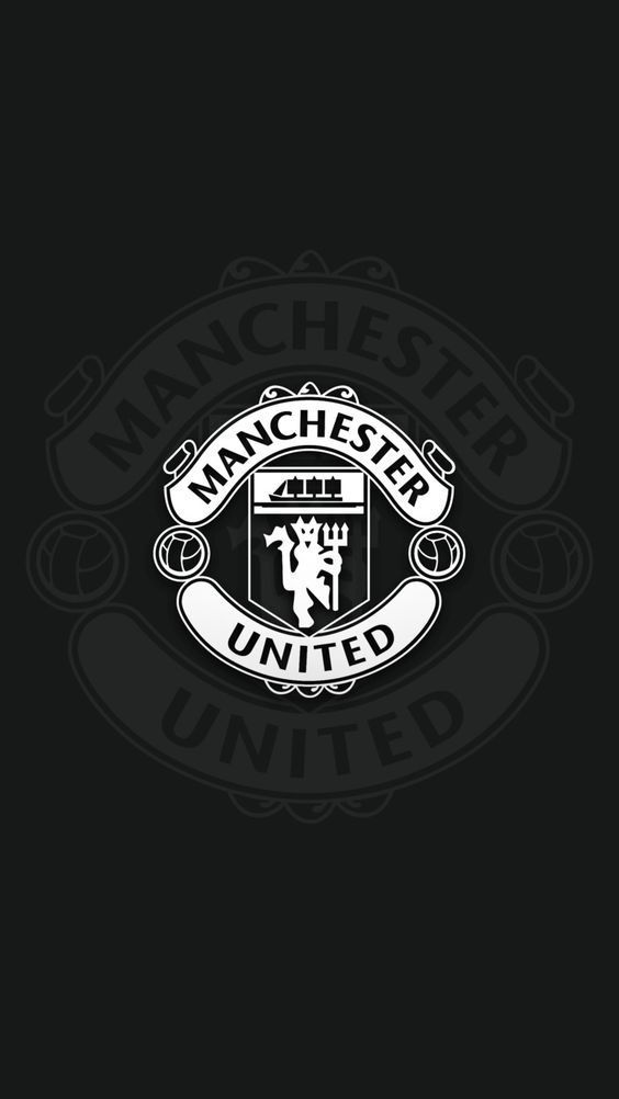 Manchester United Crest Manchester United Wallpaper Manchester United Logo Manchester United Wallpapers Iphone