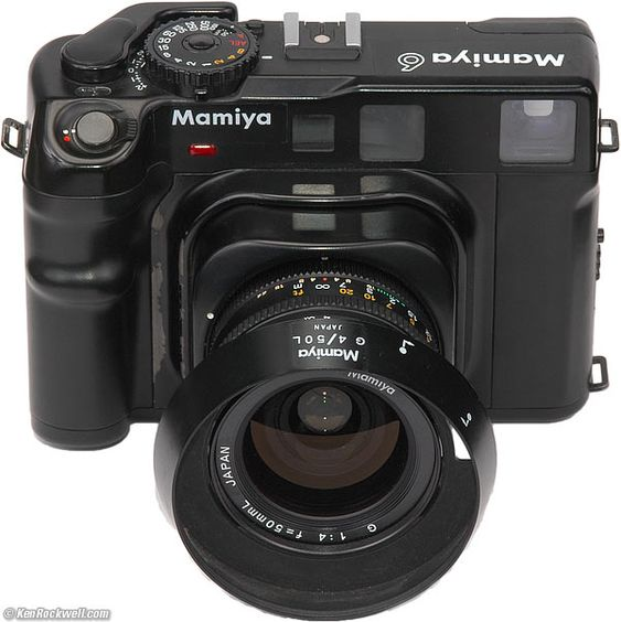 Mamiya 6. You cannot improve on square medium format for film photography.