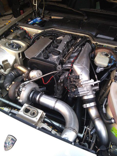 Porsche 944 With Audi 1 8t 20v Engine With Images Audi 1