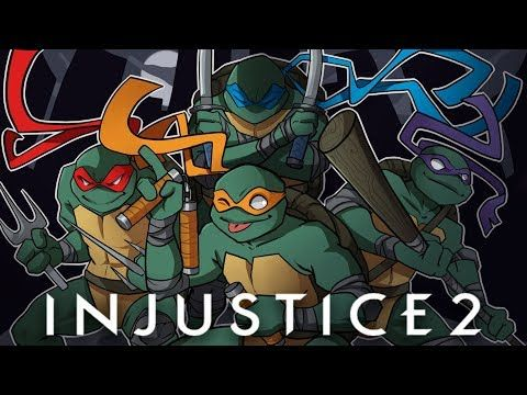 Go Ninja Go Ninja Go Injustice 2 Vs H2o Delirious Teenage Mutant Ninja Turtles Cartoon Kids Cartoon Tv Ninjago