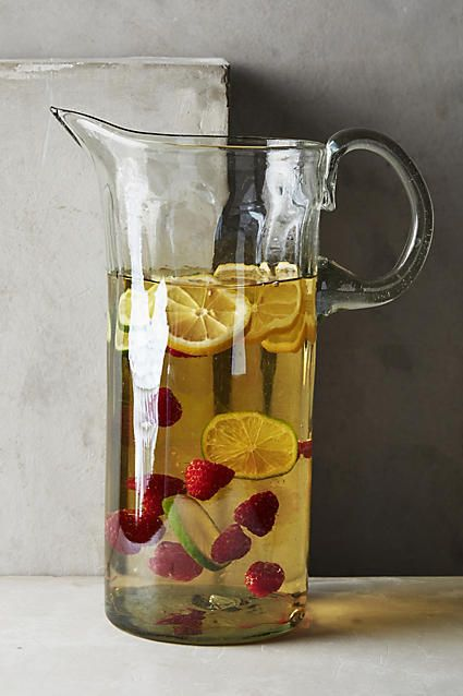 Sangria pitcher - perfect for summer parties!: