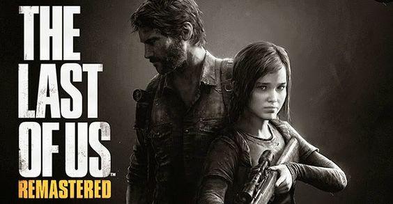 Veja a arte do disco de The Last of Us Remastered (PS4)