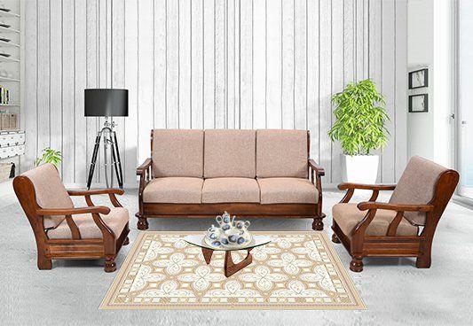 Online Living Room Furniture Store India Buy Online Living Room Furniture In India Craftatoz Co Wooden Sofa Set Designs Wooden Sofa Designs Sofa Set Designs