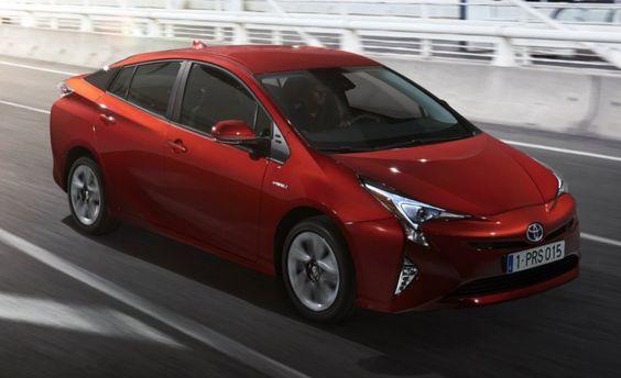 Toyota Prius 4 : l'auto-écolo toujours plus remarquable