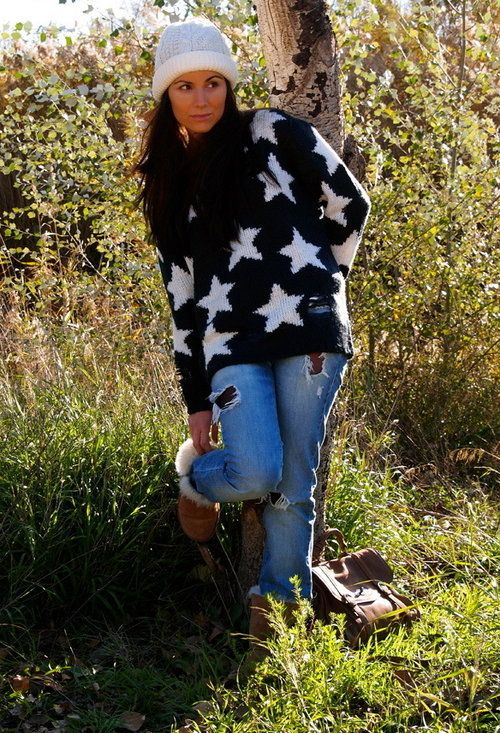 Stars white beautiful styles pinterest stars and outfit