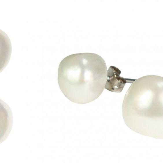 Pendientes Plata Perlas ref:300 49€