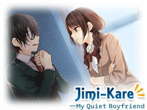 Just A Game About A Shy Guy And A Outspoken Girl