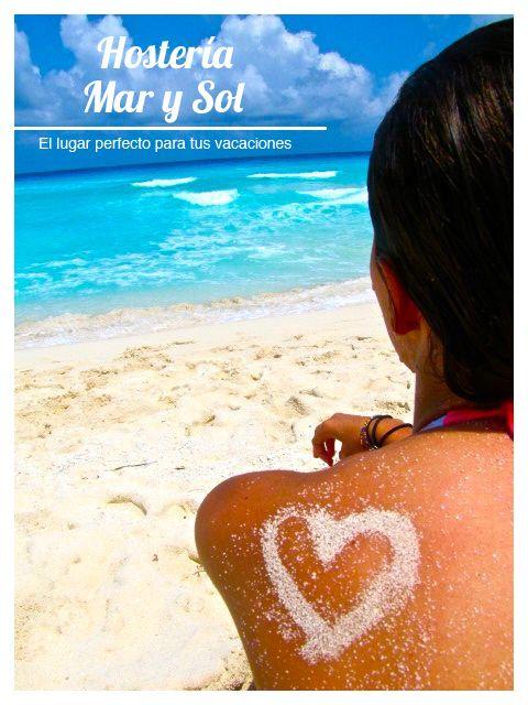 No lo pienses más en Hostería Mar y Sol te indicamos cual es el lugar perfecto para tus vacaciones