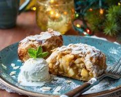Strudel aux pommes (facile, rapide) - Une recette CuisineAZ