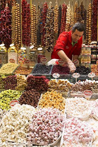 Lokum, Turkish Delight, Turquía
