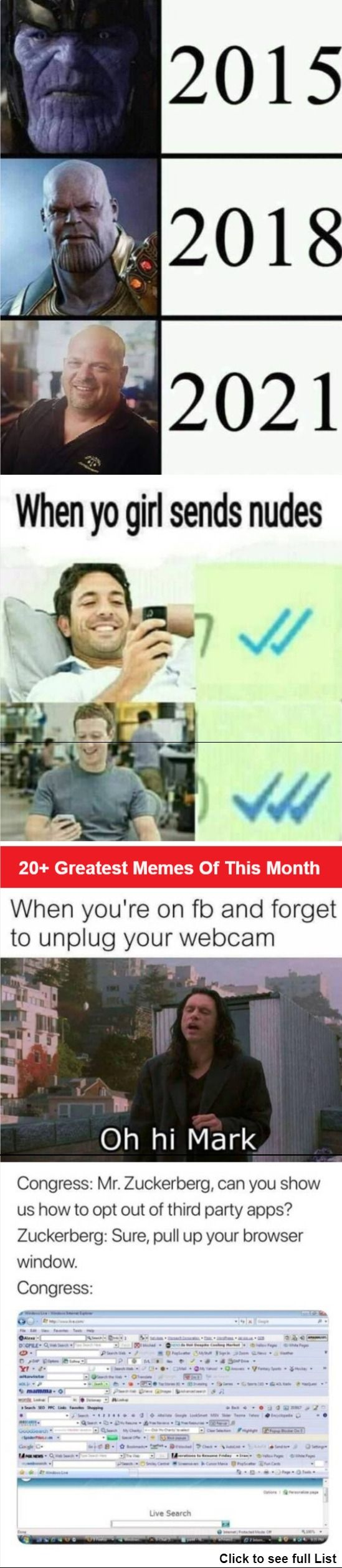 20 Greatest Memes Of This Month Ladnow Great Memes Memes Funny Memes
