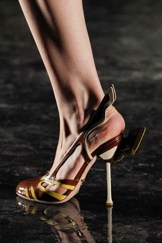 prada summer women shoes collection