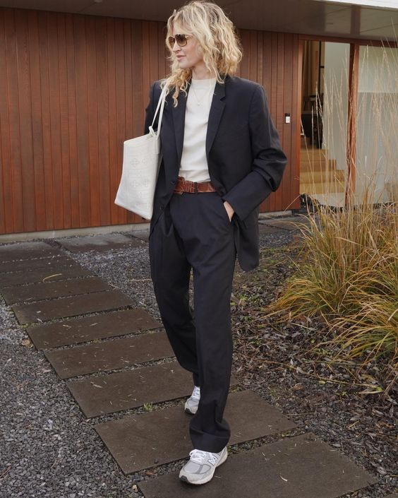 Suits & Sneakers – 7x Toffe outfits in deze style