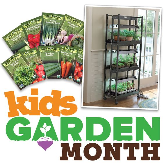 Announcing #KidsGardenMonth FINAL #giveaway! Like us on Facebook to find out how to win!