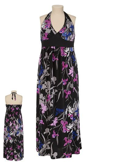 Maurices - the summer of maxi dresses for me again...
