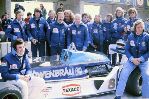 McLaren...in blue