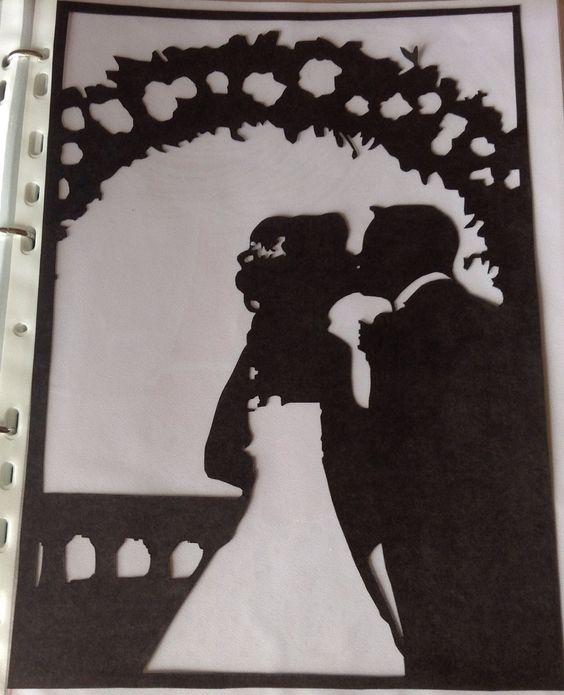 decoupe coeur cameo mariage recherche google wedding card pinterest mariage et recherche. Black Bedroom Furniture Sets. Home Design Ideas