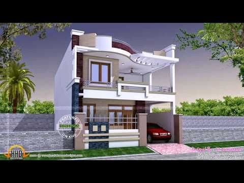 Latest Top Single Floor Home Elevations Small House Plans