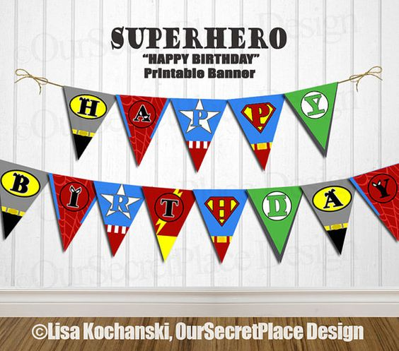free printable superhero valentines day cards