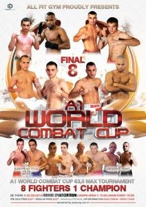 A1 Worldcup 63.5 Kg Finale