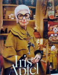 Iris Apfel 1960