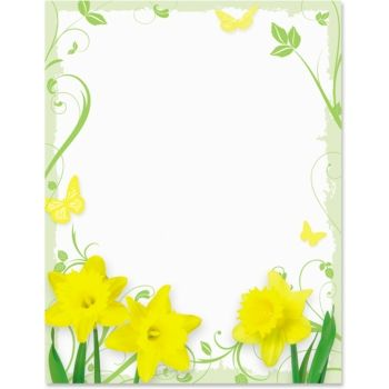 daffodil flower essay The colorful daffodils and tulips remind me of sunny days and happy times - spring leads into summer, and summertime is the time for fun and friends the colors of spring are so fresh and clean, they look brand new, and they are.