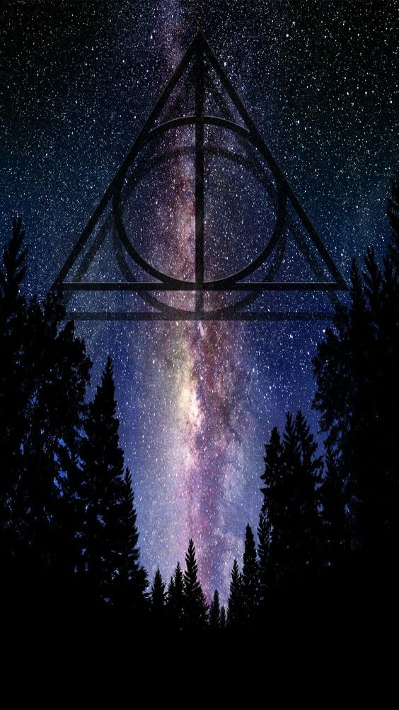 the deathly hallows my new favorite series harry