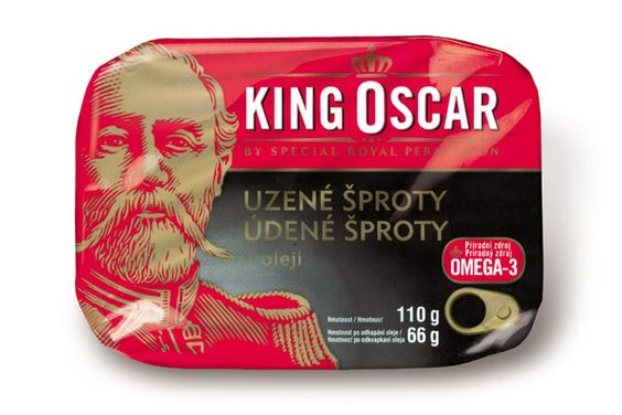 King Oscar Sardines Canned Fish