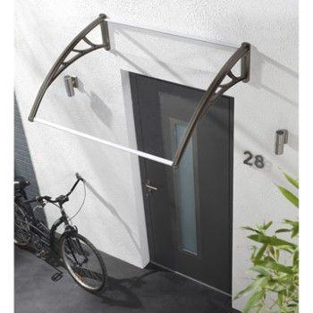 auvent en kit atlanta structure en r sine 120x42x100 cm. Black Bedroom Furniture Sets. Home Design Ideas