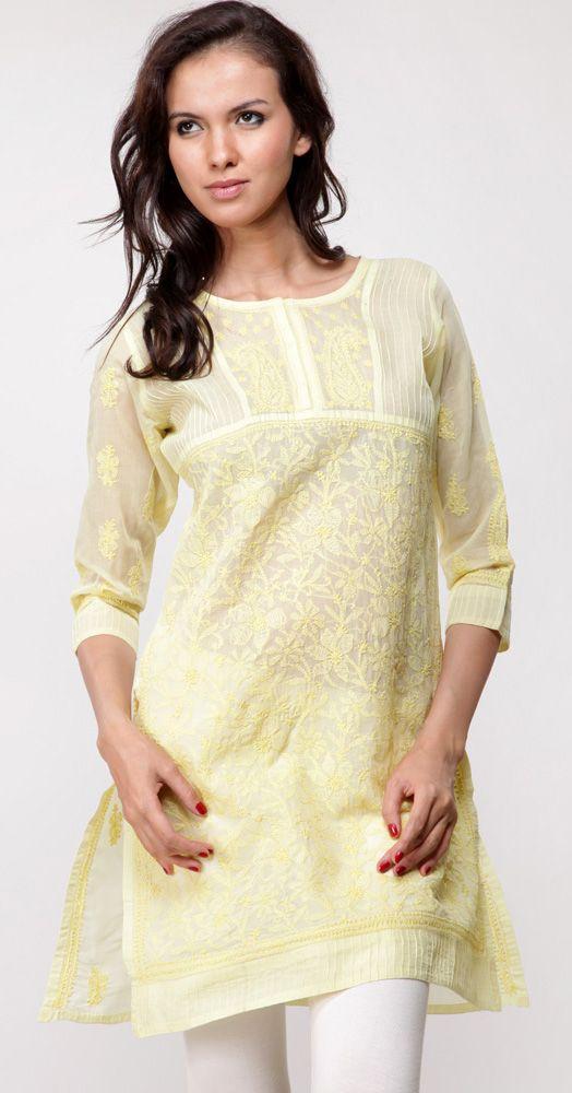 Myra Women Cotton Kurta Tunic, perfect for Summers, by @yebhiindia @  Rs 1749, $ 32