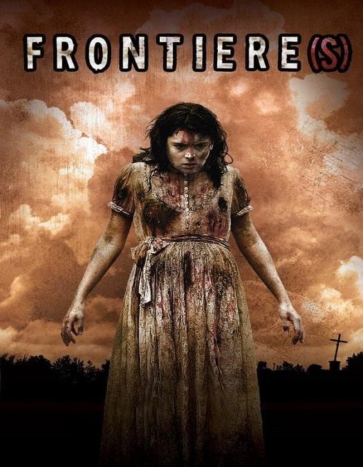 A Fronteira Dublado 2007 Filmes De Terror Capas De Filmes E
