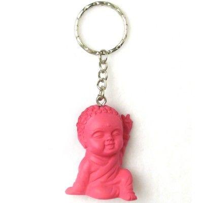 Nyckelring, Buddha Rosa:
