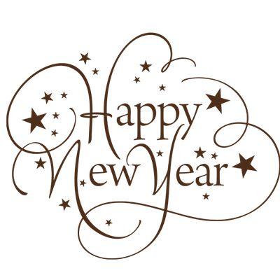 Bonne année texte fin