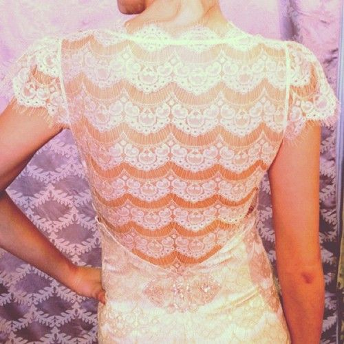 Claire Pettibone, Spring 2013 Bridal Collection