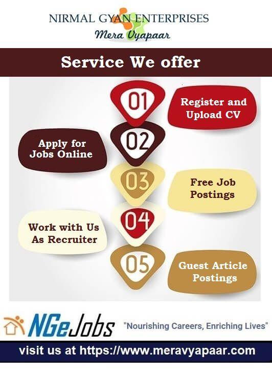 Looking For Job Visit Us Free Job Posting Job Portal Online Jobs