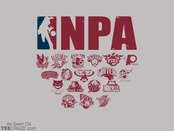 NPA T-Shirt Designed by teevstee