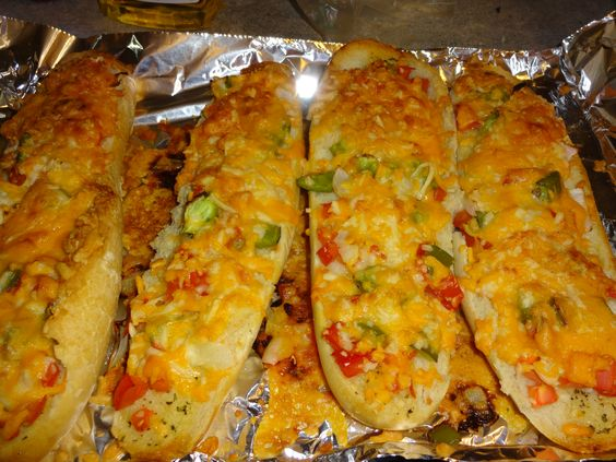 bruschetta bread made at home with fresh veggies and yummy cheese a must have for any get together will please a crowd for sure on a frugal budget ,, give away as well check it out https://www.youtube.com/watch?v=67vs4TlHuXE