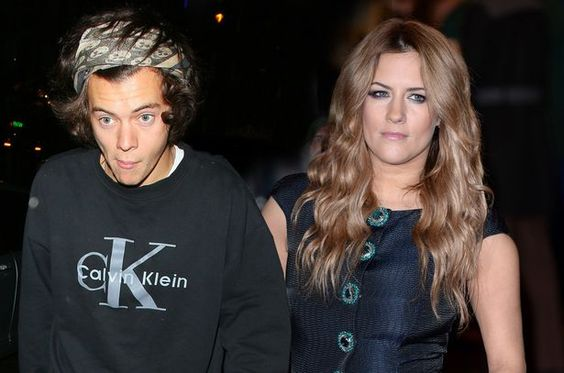 Caroline Flack admits it was 'quite strange' dating 17-year-old Harry Styles #agegap #dating