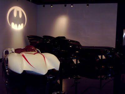 BatCars |Petersen Automative Museum - L.A.